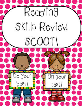 NWEA Skills Review Centers / Scoot