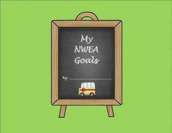 NWEA Student Goal Setting - 3 Options