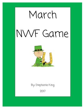 NWF Intervention Game   March Theme