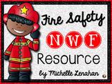 Fire Safety NWF - Nonsense Word Fluency RTI Resource Power Point