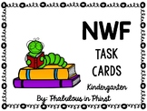 NWF (Nonsense Word Fluency) Task Cards