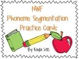 NWF Phoneme Segmentation Cards