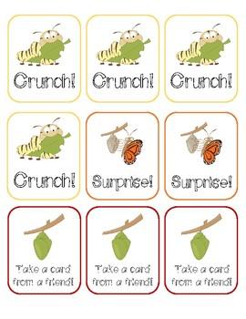 {FREE} NWF nonsense word fluency intervention game- Crunch!