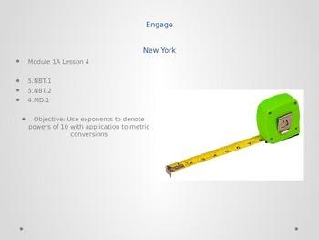 NY Engage -Eureka Math Grade 5 Module 1 Lesson 4