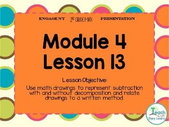 Engage NY Smart Board 2nd Grade Module 4 Lesson 13