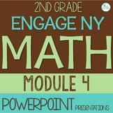 Engage NY (Eureka Math) Presentations 2nd Grade Module 4 ENTIRE MODULE