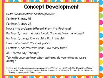 Engage NY (Eureka Math)  Presentations 2nd Grade Module 4 Topic B Lessons 6-10