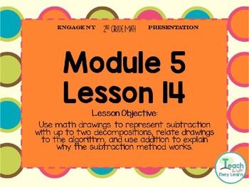 Engage NY/Eureka Math PowerPoint Presentation 2nd Grade Module 5 Lesson 14