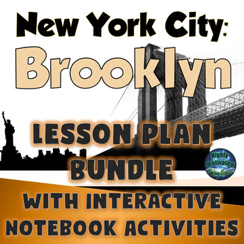NYC Brooklyn Lesson Plans, Test Prep, and Interactive Note