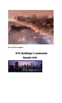NYC Buildings and Landmarks Unit