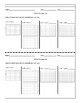NYC Envision 2.0 Math Exit Slips for TOPIC 2