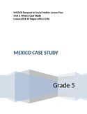 NYCDOE Passport to Social Studies Grade 5 Unit 3: Mexico Lesson #2
