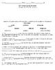 NYCDOE Passport to Social Studies Grade 5: Unit 1 Vocabulary Words List #1