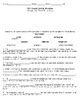 NYCDOE Passport to SS Grade 5: Unit 1 Vocabulary Words + HW + Quiz (List 1)