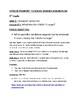 Passport to Social Studies Unit 2: 5th Gr European Exploration Lesson #9