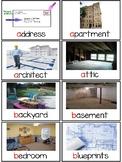 NYCDOE PreK  Where We Live Vocabulary Cards