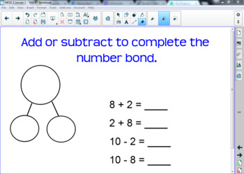EngageNY 2nd Grade Math Module 1 Lesson 1 Full Notebook