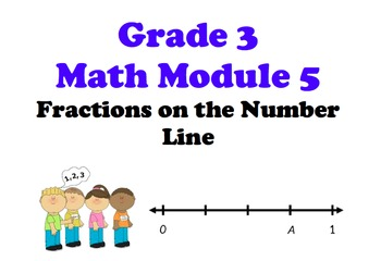 NYS 3RD GRADE MATH MODULE 5 NOTEBOOK LESSONS (COMMON CORE)