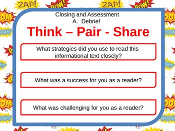 NYS 3rd Grade ELA Common Core Module 1 Unit 3 Lesson 9 - Mid Unit Assessment