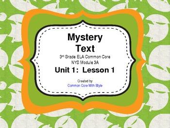 POWERPOINT LESSON Peter Pan Module 3, Unit 1, Lesson 1 for