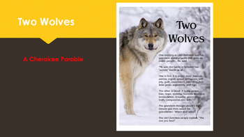 NYS 6th Grade ELA Module Reading Closely: Wolves bundle
