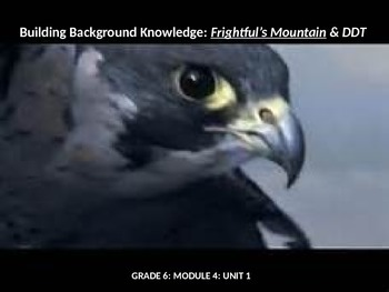 NYS CC 6th Grade ELA Module 4, Unit 1 Frightful's Mountain