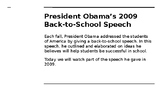 NYS CC ELA GR6 Module 2A Unit 1 Lesson 12: Rules to Live By
