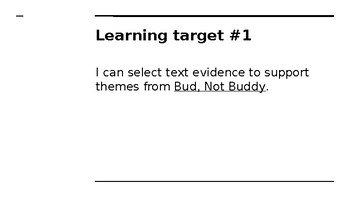 NYS CC ELA GR6 Module 2A Unit 2 Lesson 1: Rules to Live By