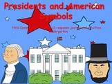 NYS CCLS Domain 12: Presidents Journal and activities for Kindergarten.