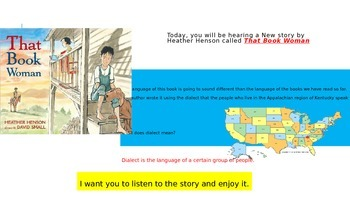 Engage NY Expeditionary Learning  3rd grade Module 1 Unit 1 Lesson 9 PowerPoint