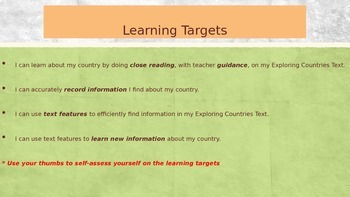 Engage NY Expeditionary Learning 3rd grade Module 2B Unit 2 Lesson 10 PowerPoint