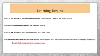 Engage NY Expeditionary Learning 3rd grade Module 2B Unit 2 Lesson 13 PowerPoint