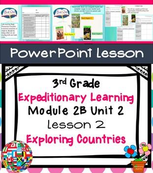 Expeditionary Learning 3rd Grade Power Point Lesson Module 2B Unit 2 Lesson 2