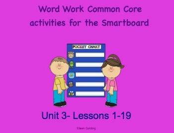 NYS Common Core ELA Skill Strand Unit 3 for First Grade (S