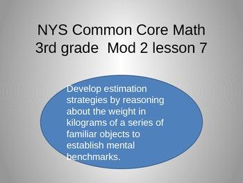 NYS Common Core Math Module 2 Lesson 7