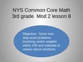 NYS Common Core Math Module 2 lesson 8