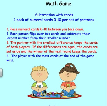 NYS Common Core Math Module 3 for First grade Smartboard Activities