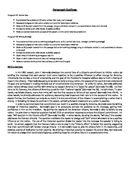 NYS Common Core Part 3 Prep - Post-Reading Worksheet