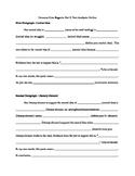 NYS Common Core Regents ELA Exam- Part 3 Outline