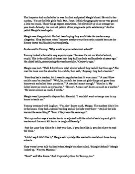 NYS Common Core Regents ELA Exam, Part 3 Practice- The Fun They Had