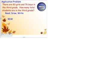 NYS Core Curriculum 3rd Grade Math Module 1-Topic A
