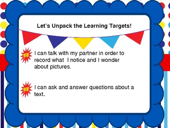 POWERPOINT LESSON for ELA Module 1 , Unit 1, Lesson 1 for NYS 3rd Grade
