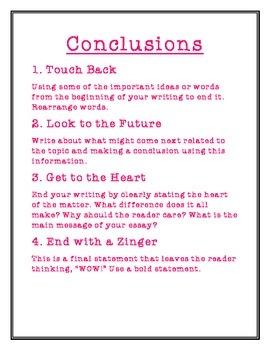 NYS ELA Grade 3-5 Test Prep Posters