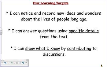 NYS ELA Module 1, Unit 1, Lesson 1 Notebook Lesson