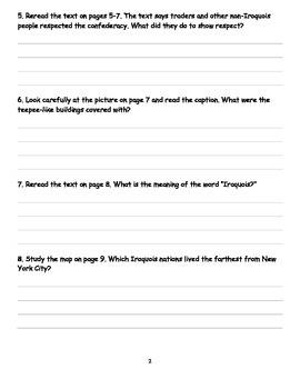 NYS ELA Module 1A Unit 2 Notes