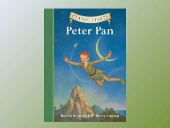 NYS ELA Module 3, Unit 1 - Classic Starts Peter Pan