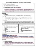 NYS ELA REGENTS PART 2 & PART 3 Outline