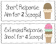 NYS ELA Short and Extended Response Kid-Friendly Rubrics - Grades 4-5