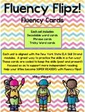 NYS ELA Skill Strand Modules First Grade Unit 5 Fluency Flip Cards