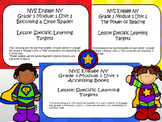 NYS Engage NY Grade 3 Module 1 Standards
